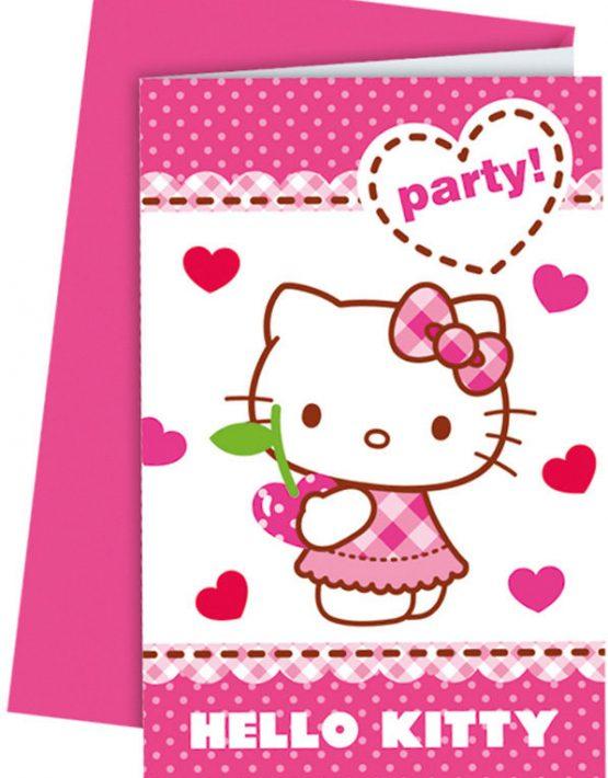 Hello Kitty kutsed
