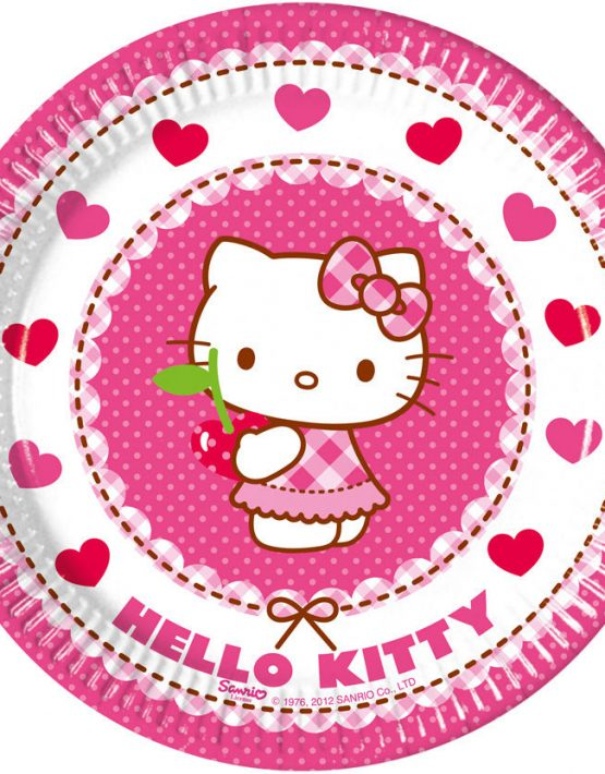 Hello Kitty taldrik