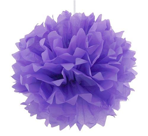 Pompom lavender