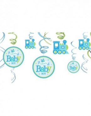 blue-train-boy-baby-shower-baby-swirl-decoration