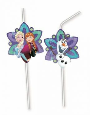 6pk-Disney-Frozen-Snowflakes-Medallion-Drinking-Straws-Birthday