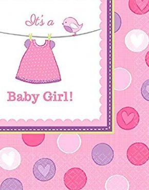 b119fe140af Baby Girl salvrätid (16 tk) · Dekoratsioonid ...